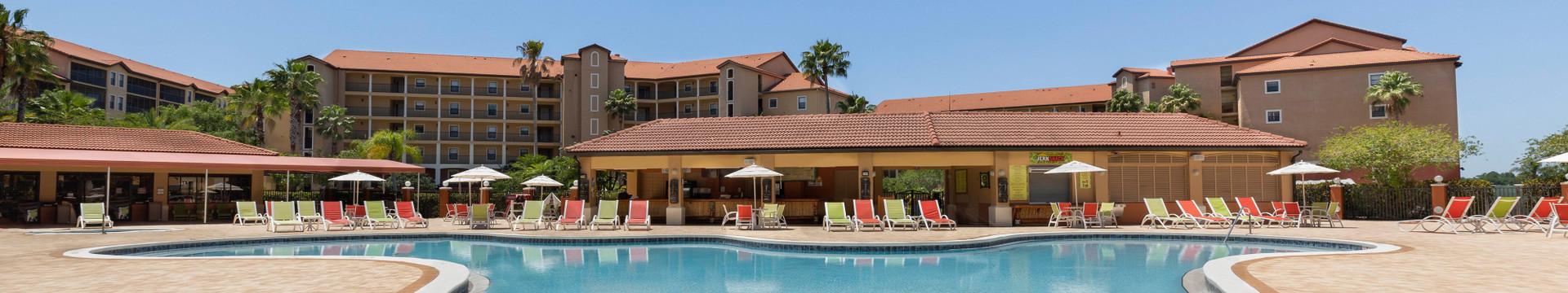 Swimming pool - Westgate Resorts