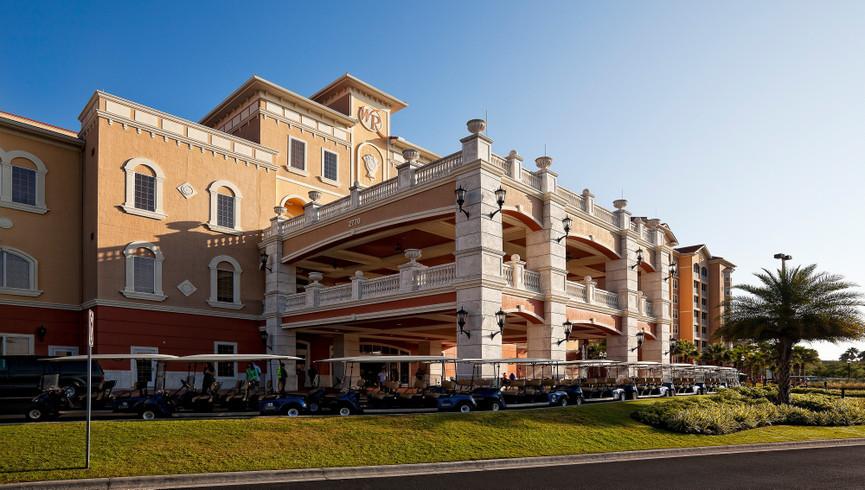 Exterior Building of Westgate Town Center Resort - Resort Operations Jobs