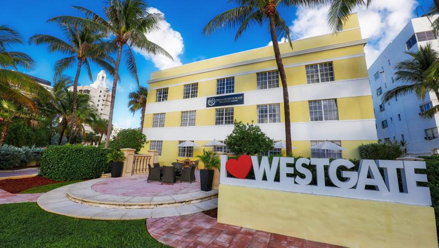 Exterior building of Westgate South Beach Resort - Resort Operations Jobs