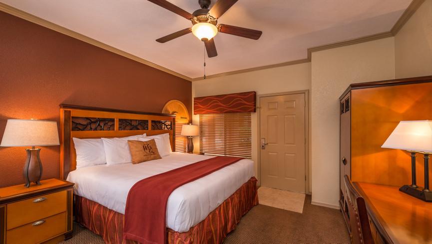 Bedroom at Westgate Painted Mountain Resort  - Housekeeping Jobs