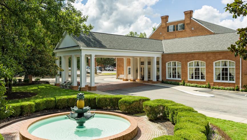 Exterior View of Westgate Historic Williamsburg - Resort Operations Jobs