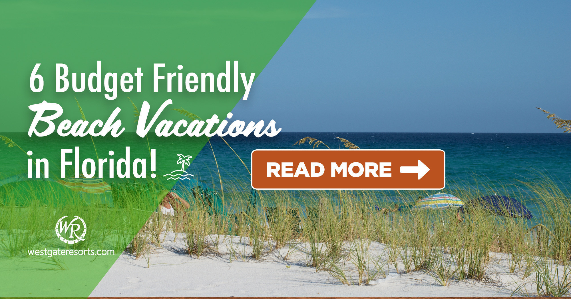 6 Budget Friendly Beach Vacations in Florida