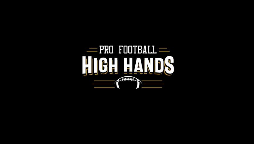 Pro Football High Hands