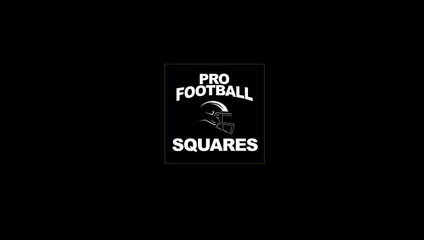 Pro Football Squares