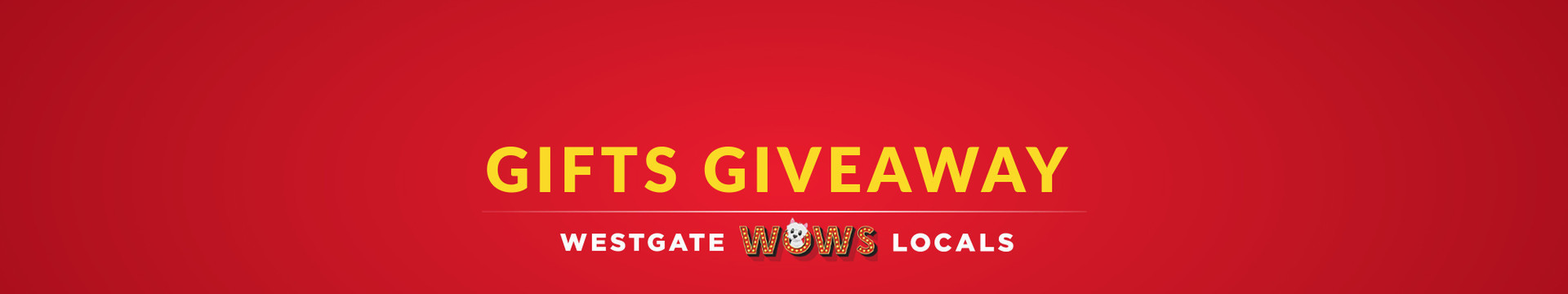 Westgate WOW Locals Gift Giveaway   Westgate Las Vegas Resort & Casino