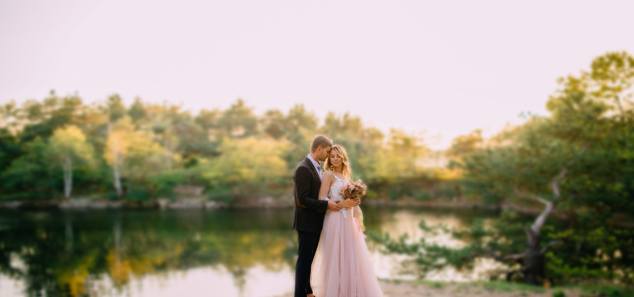 Smoky Mountain Weddings - Newlyweds