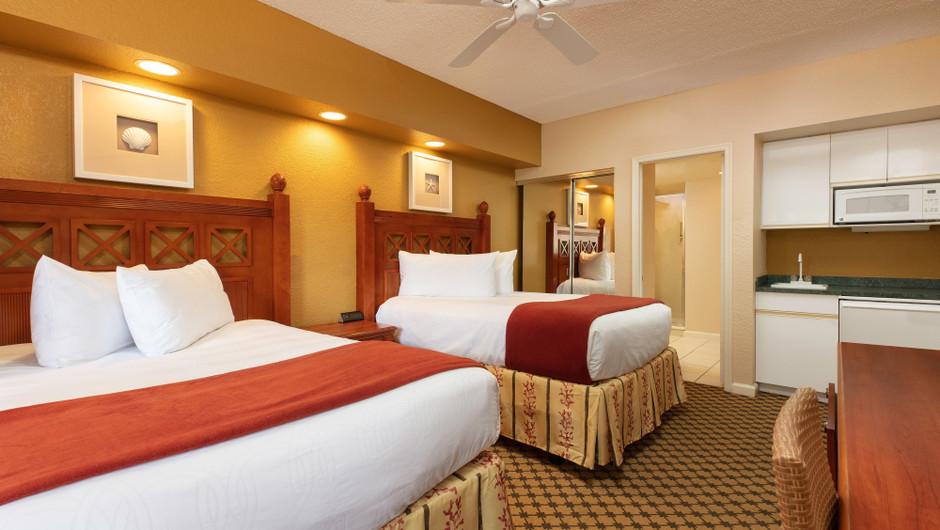 Studio Villa Beds | Westgate Vacation Villas Resort | Orlando, FL | Westgate Resorts