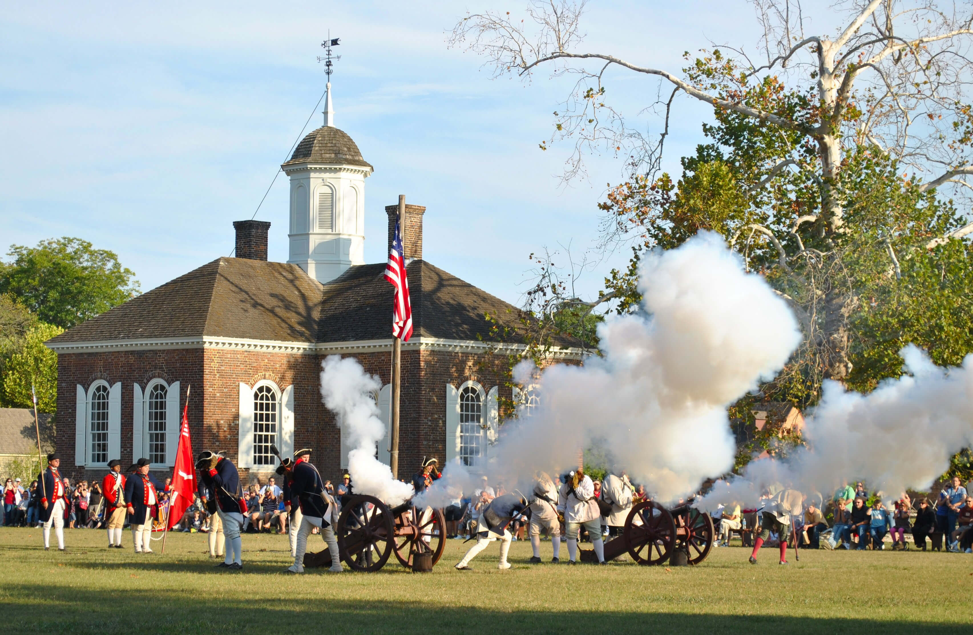 Williamsburg, Virginia | Cheap Easter Weekend Breaks for 2020 | Places to Go Easter Weekend 2020