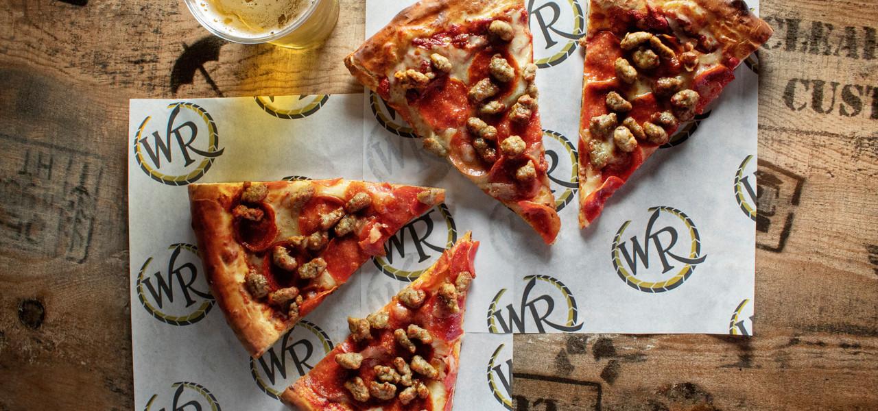 Pizza | Cordovano Joe's Authentic New York Style Pizza | Westgate Las Vegas Resort & Casino