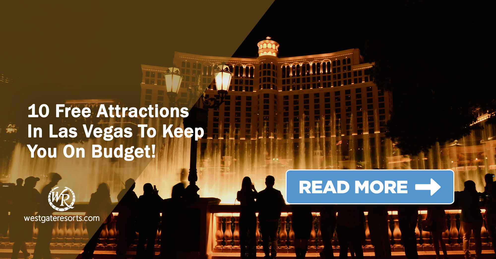 10 Free Attractions In Las Vegas To Keep You On Budget!