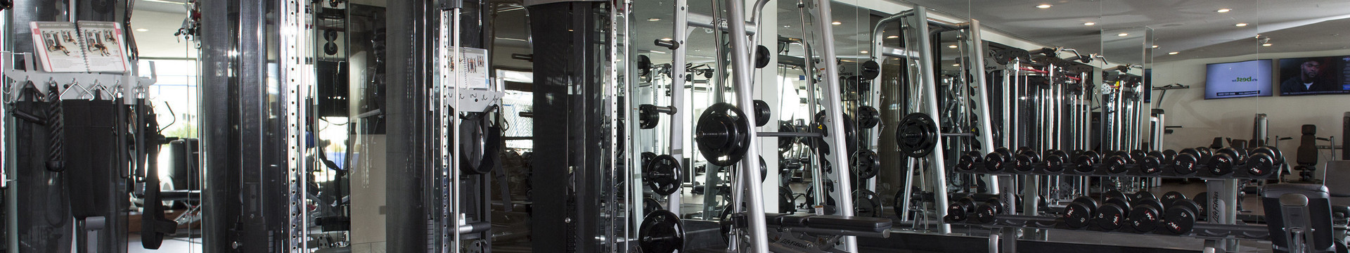 Does River Terrace Resort & Convention Center Have a Gym or Fitness Center
