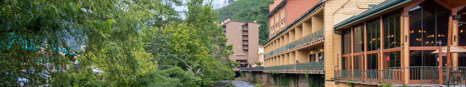 Stream - River Terrace Resort And Convention Center