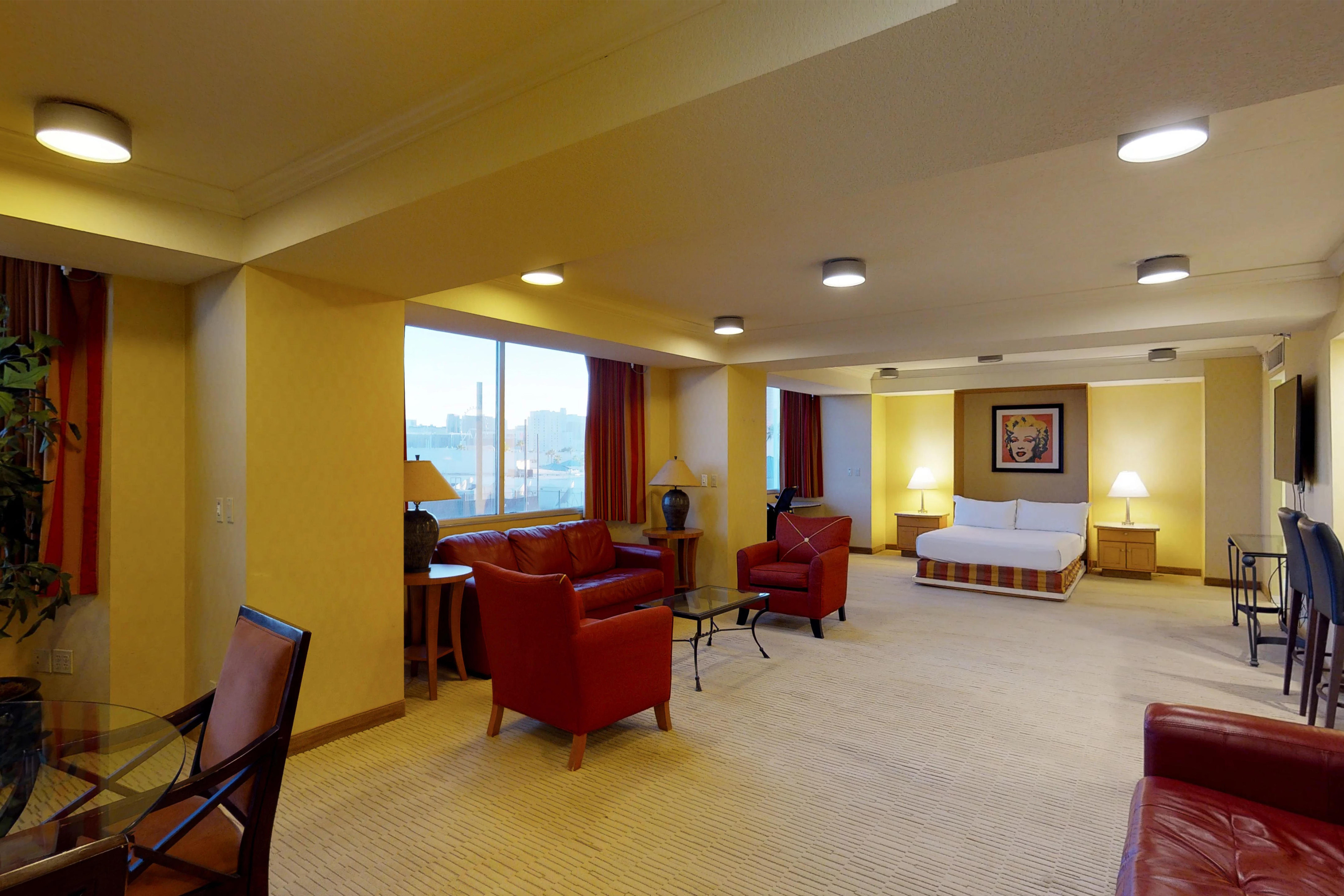 Deluxe one bedroom suite | Westgate Las Vegas