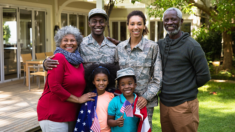 Holiday Block Leave Vacations For Military Families - Military Reunion