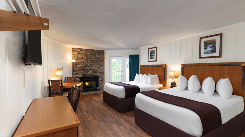 Accommodation Option -  river-view-queen-room
