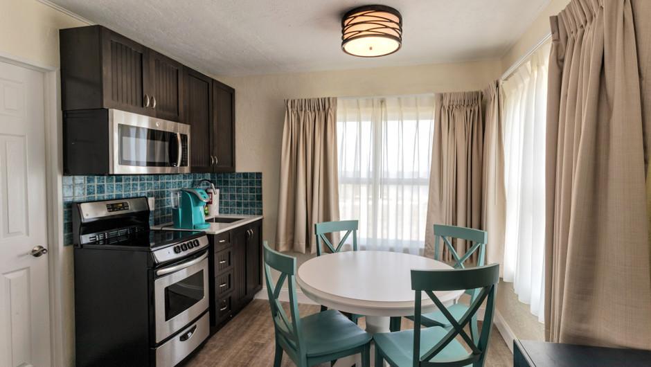Kitchen Area in Sea Grape Suite - Seaview Inn