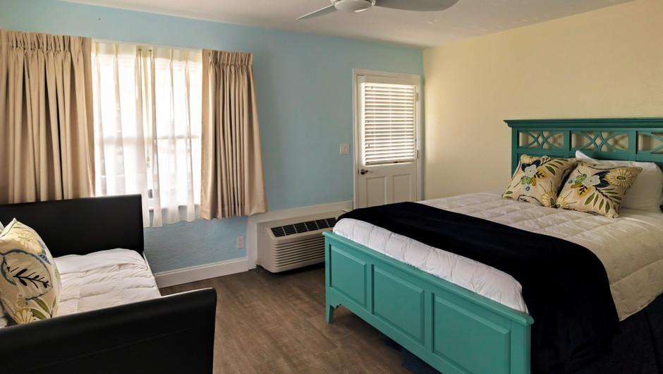 Bedroom in Sea Grape Suite - Seaview Inn