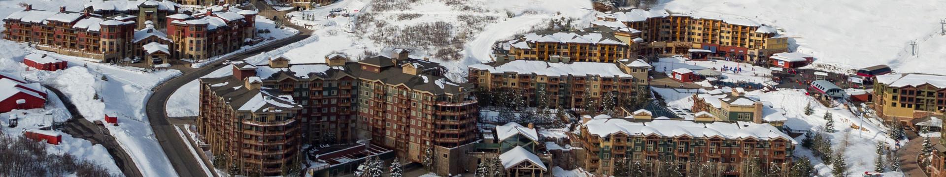 Discounts for Park City, Utah Hotel and Ski Resort   Resort Exterior