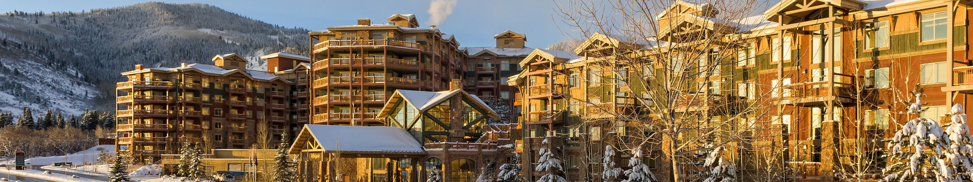 Exterior view of Westgate Park City Resort & Spa