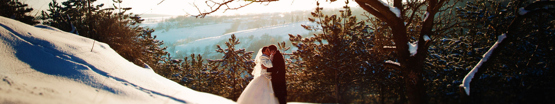 Adult Only Weddings In Park City - Park City Mountains in Winter
