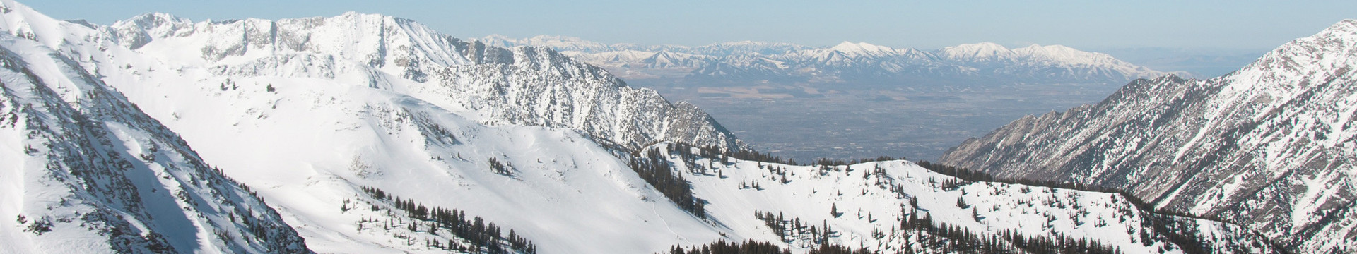 Aerial view of the mountains - Westgate Park City Resort & Spa