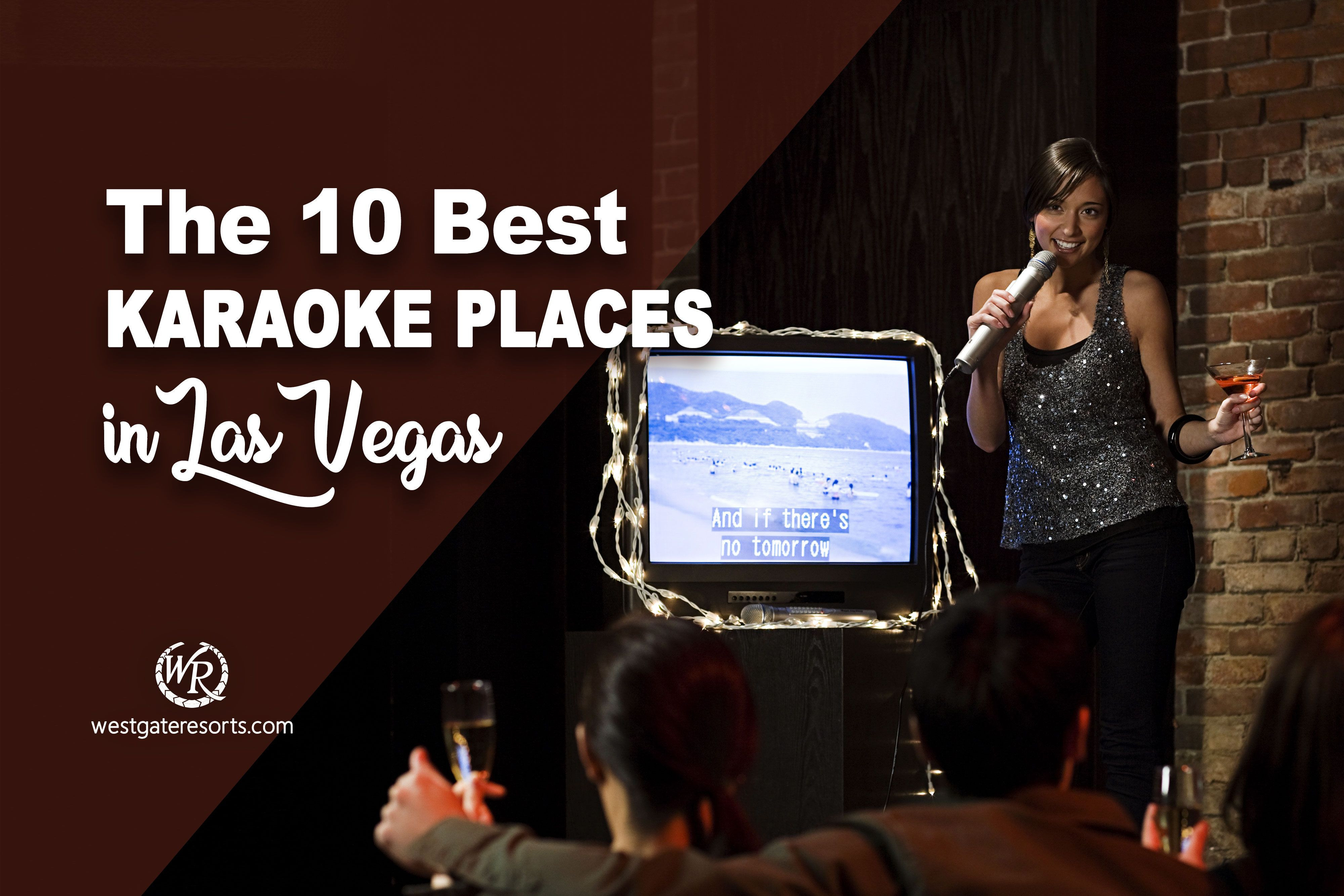 The 10 Best Karaoke Places in Las Vegas!