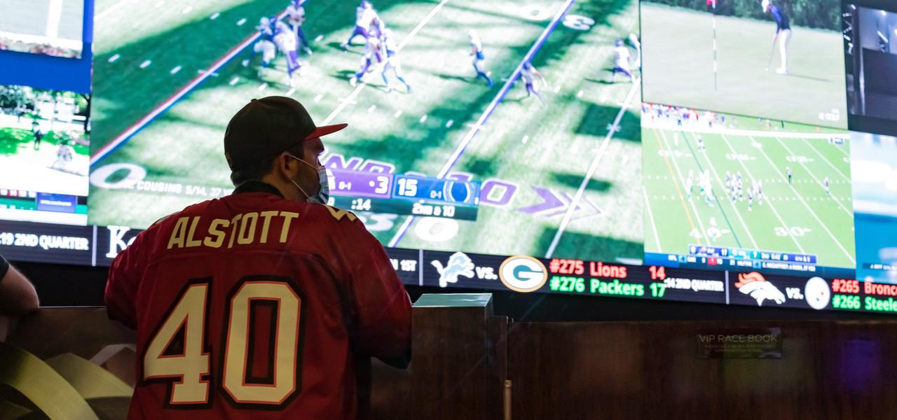 Sportsbook - Westgate Las Vegas