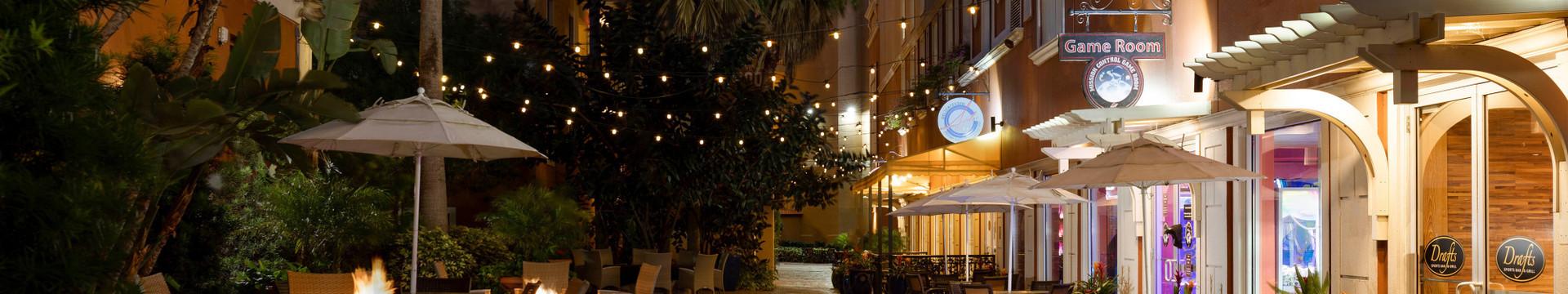 Exterior of our hotel in Orlando, FL | Orlando Florida Hotels | Resort Credit at Westgate Lakes Resort & Spa