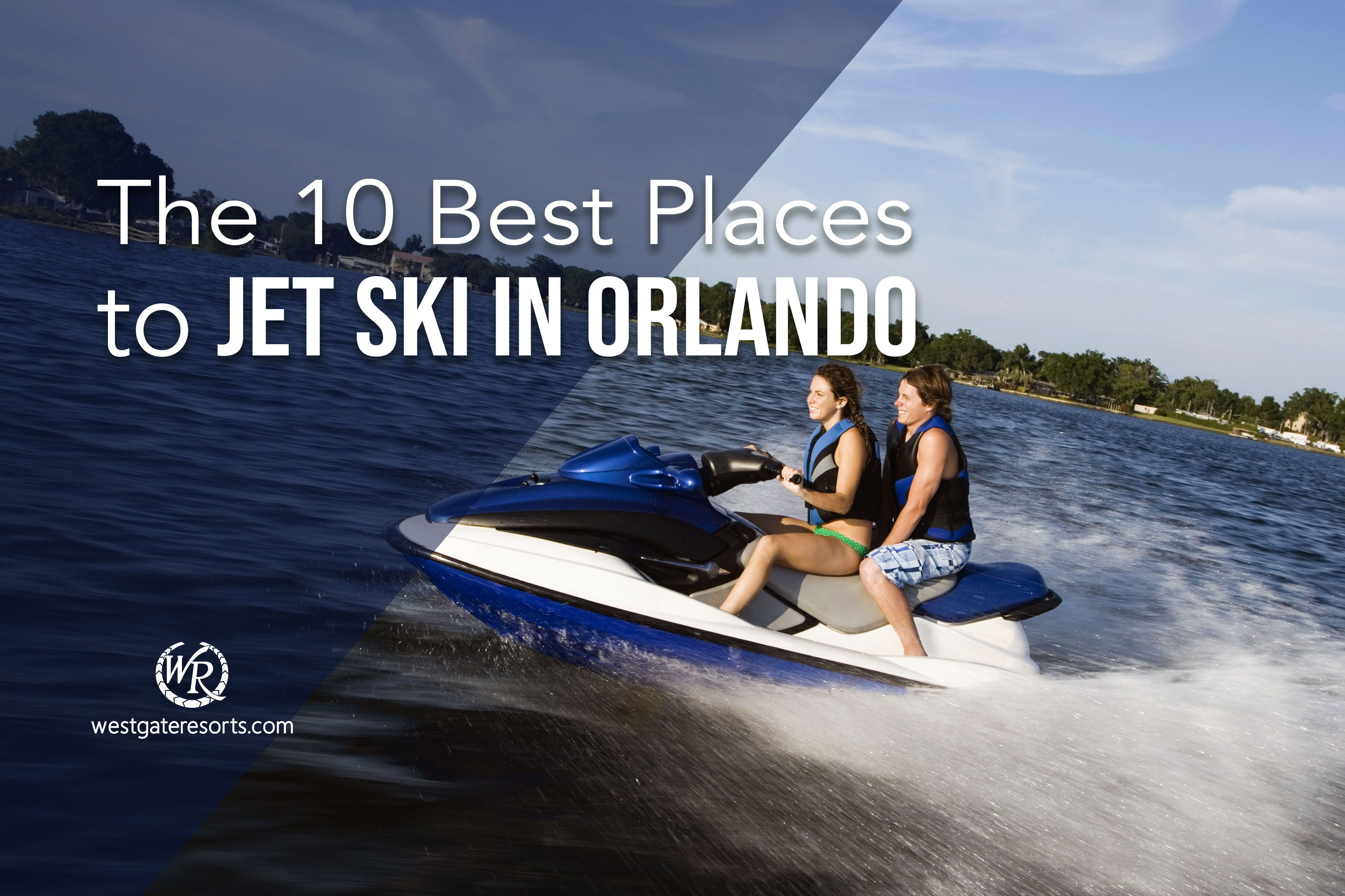 The 10 Best Places to Jet Ski in Orlando