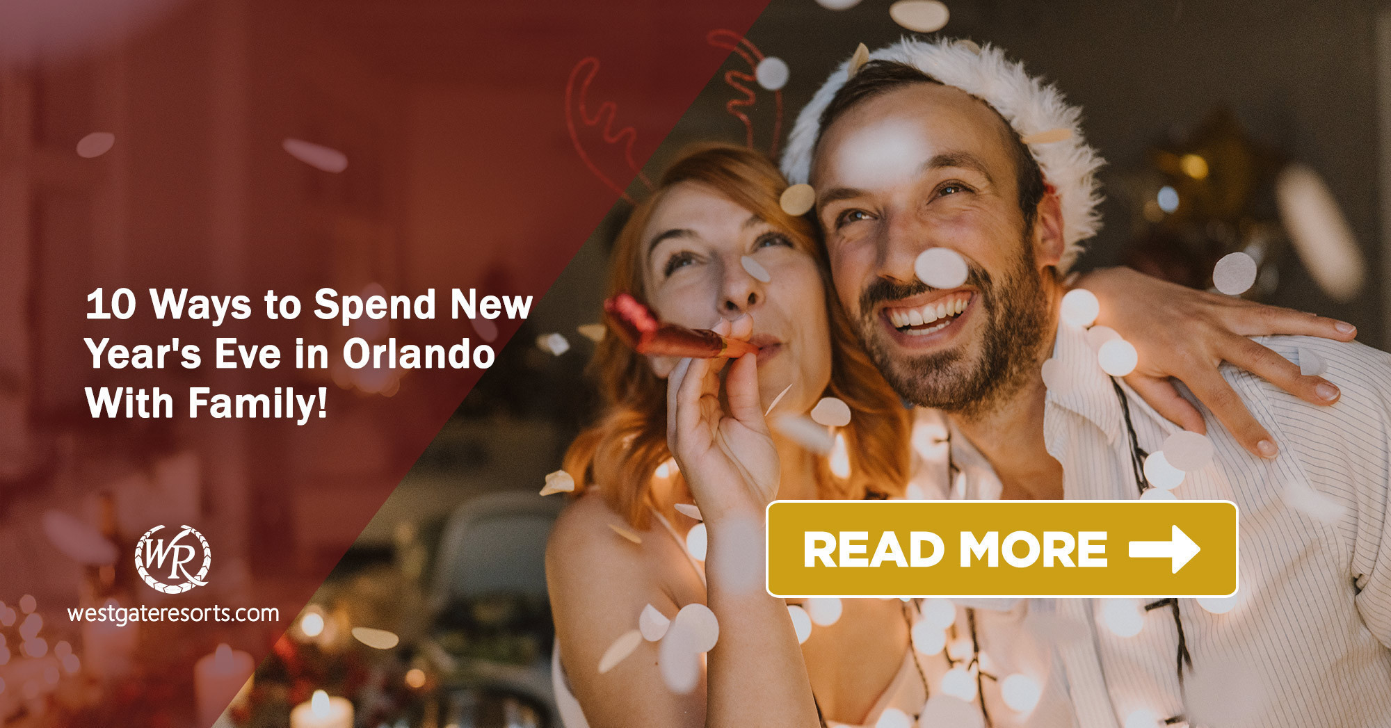 10 Ways to Spend New Year's Eve in Orlando With Family!