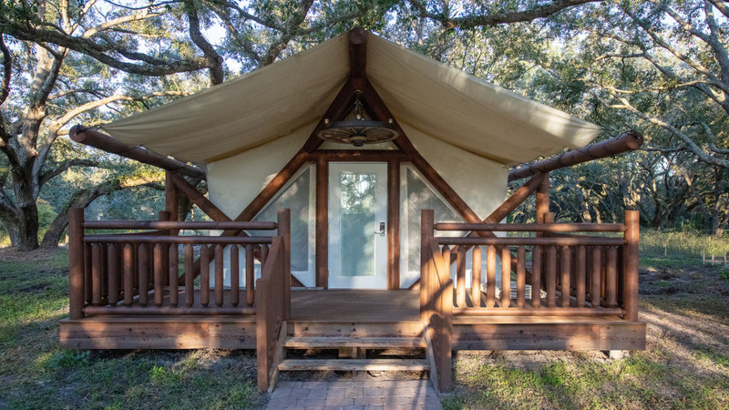 Accommodation Option -luxury-glamping