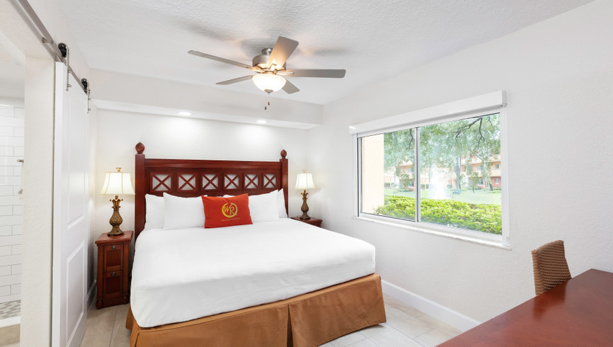 Bedroom in One Bedroom Villa | Westgate Leisure Resort