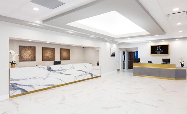 Lobby at Westgate Palace Resort