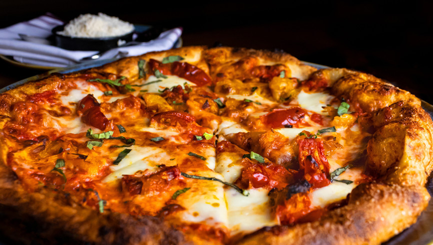 Pizza from Cordovano Joes | Westgate Las Vegas