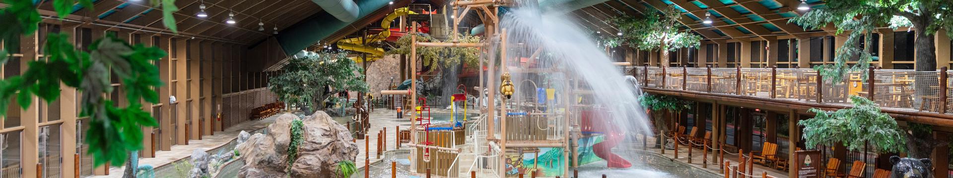 Wild Bear Falls Water Park | Westgate Smoky Mountain Resort