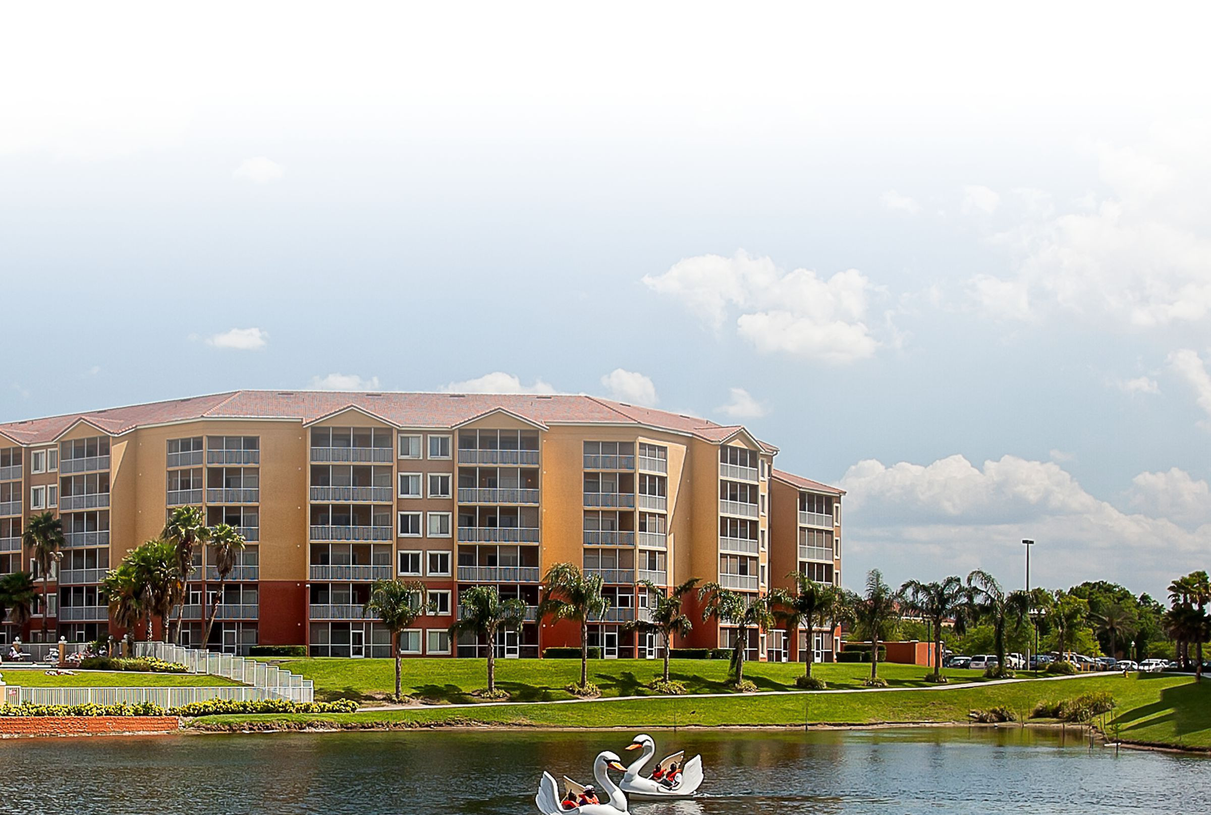 The lake - Westgate Lakes Resort