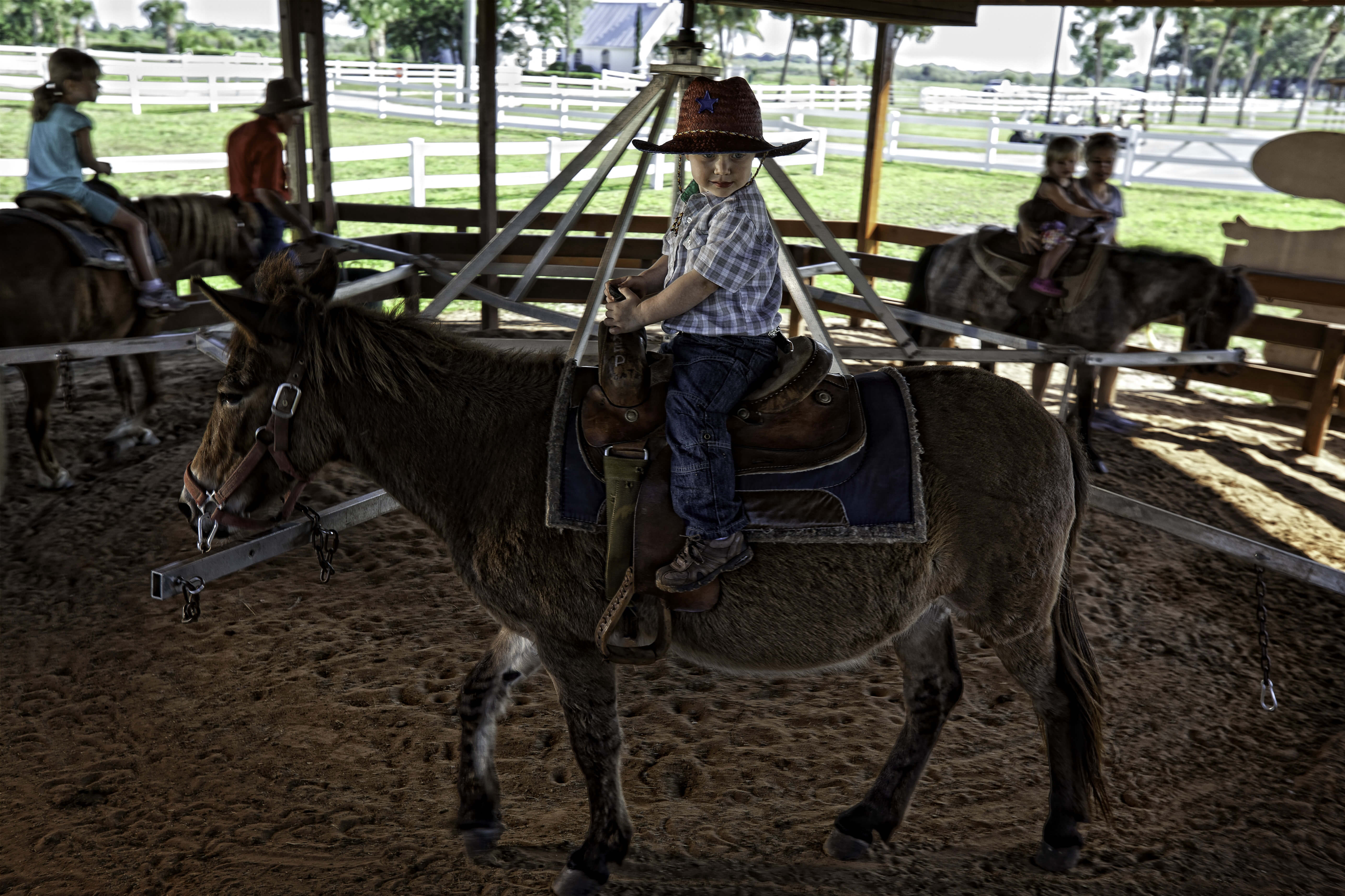 Pony Rides - Westgate River Ranch