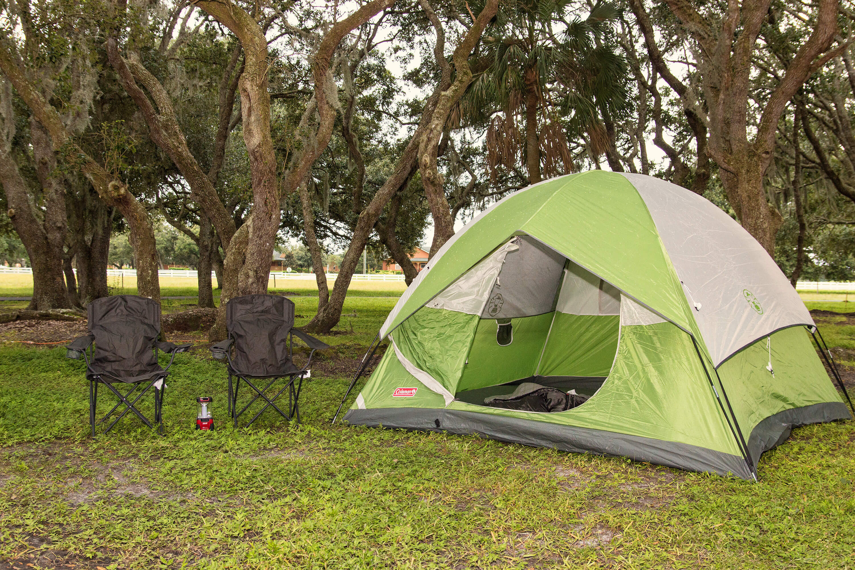 Tent Camping - Westgate River Ranch