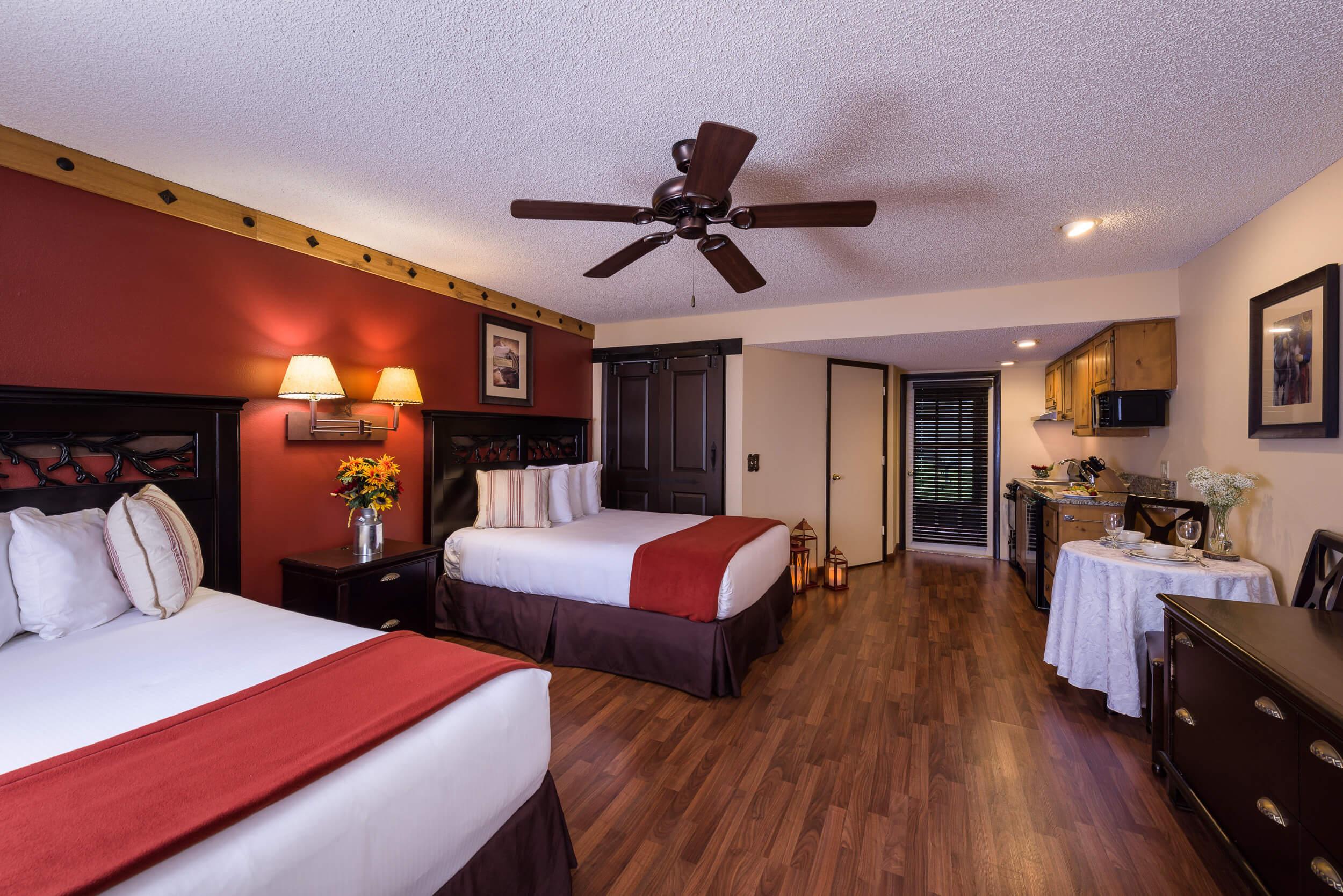 Lodge Suite - Westgate River Ranch