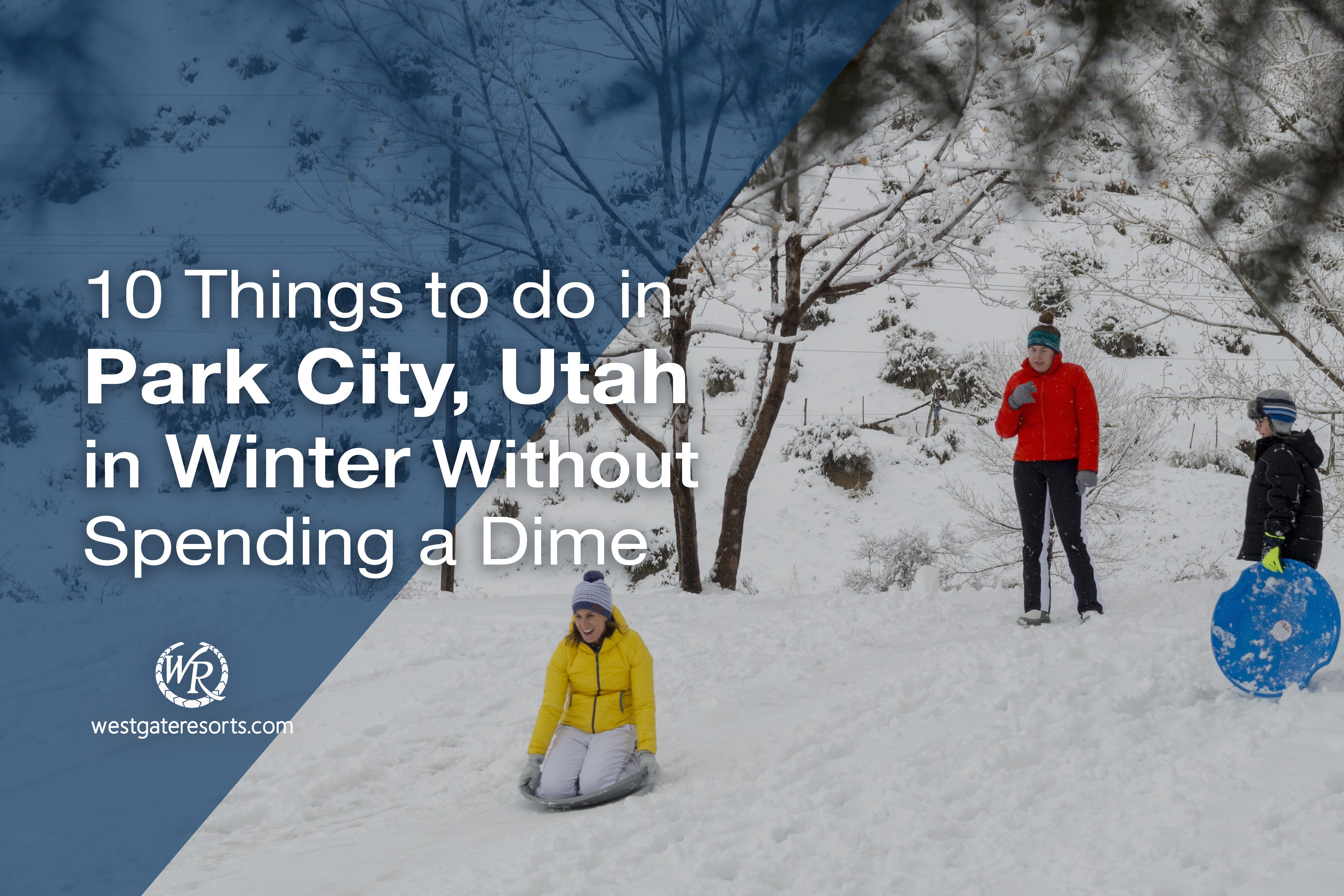 10 Things to do in Park City Utah in Winter Without Spending a Dime