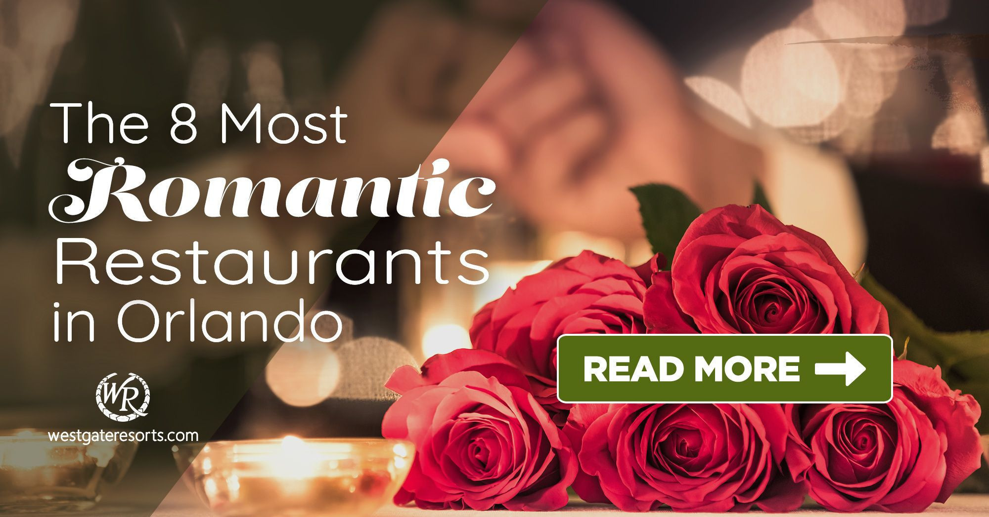 The 8 Most Romantic Restaurants in Orlando