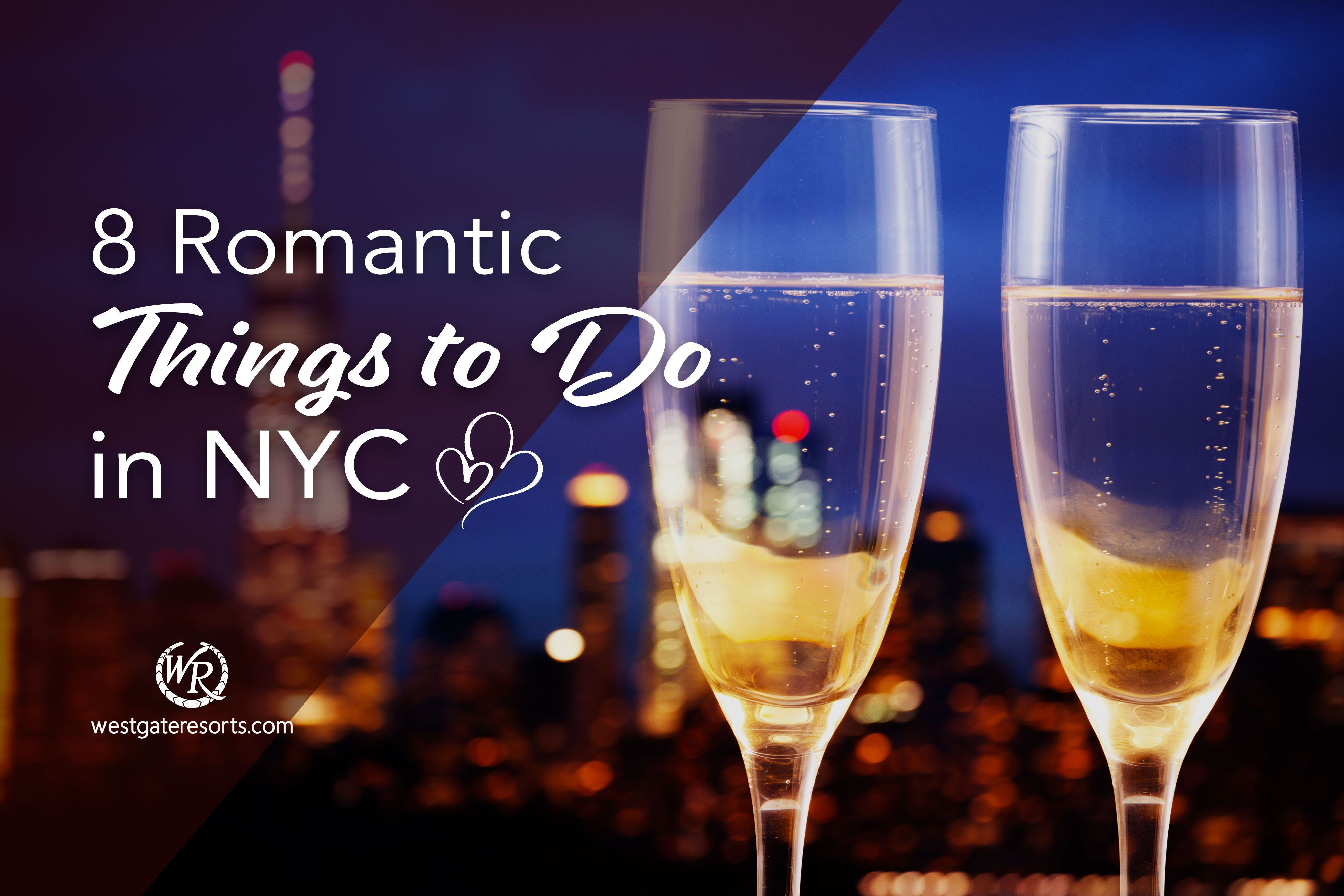 8 Romantic Things to Do in NYC