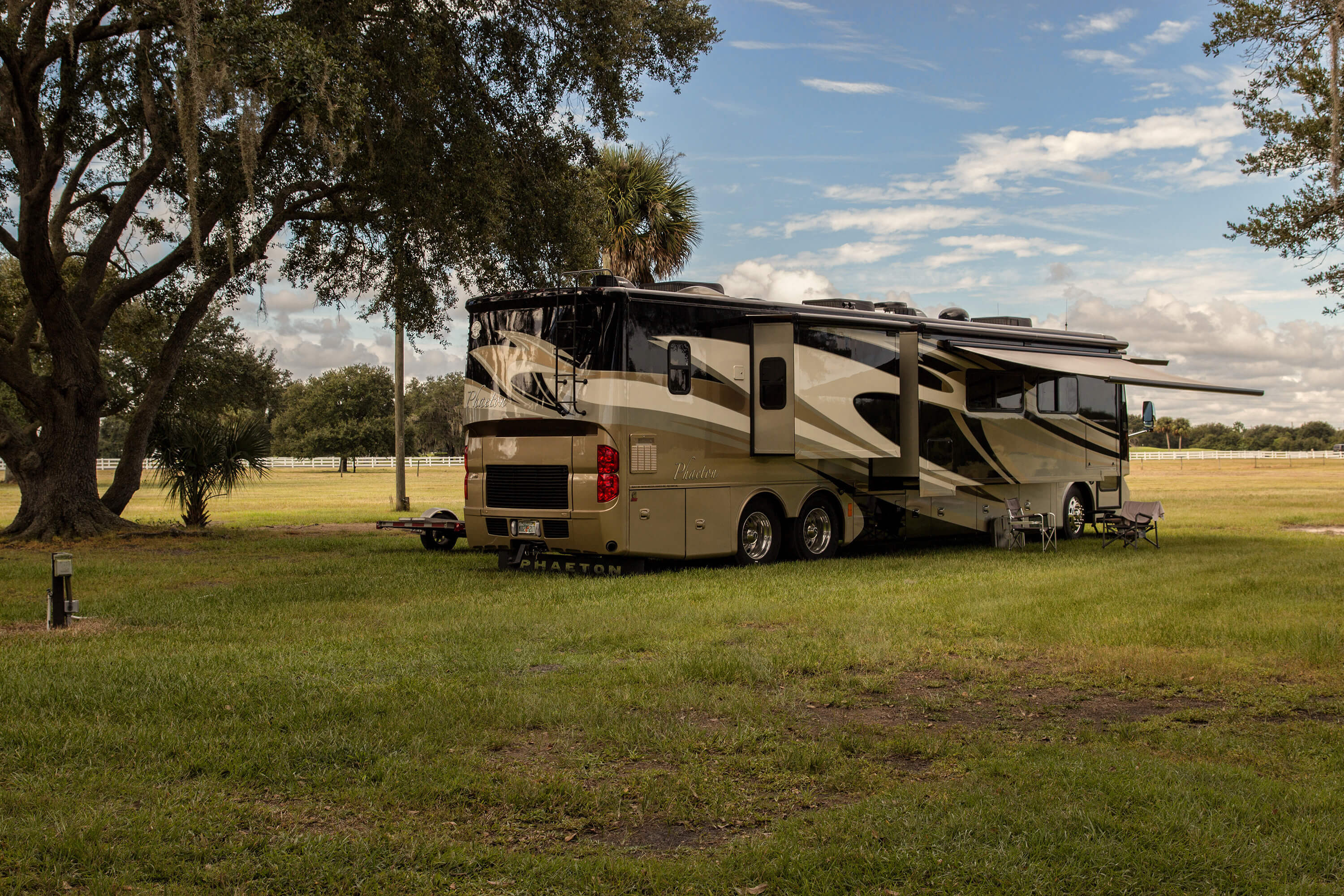 RV Camping In Florida - Westgate River Ranch