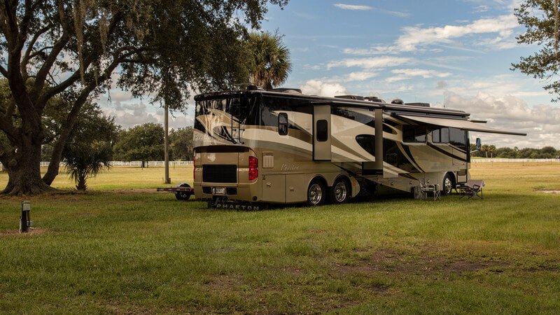 Accommodation Option -   rv-camping