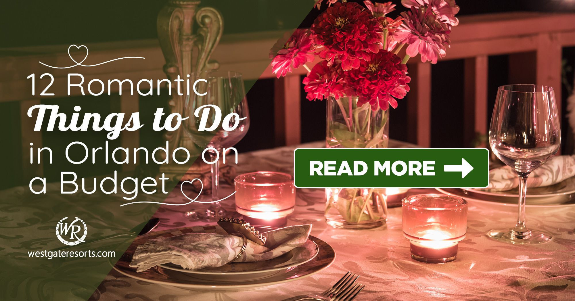 12 Romantic Things to Do in Orlando on a Budget