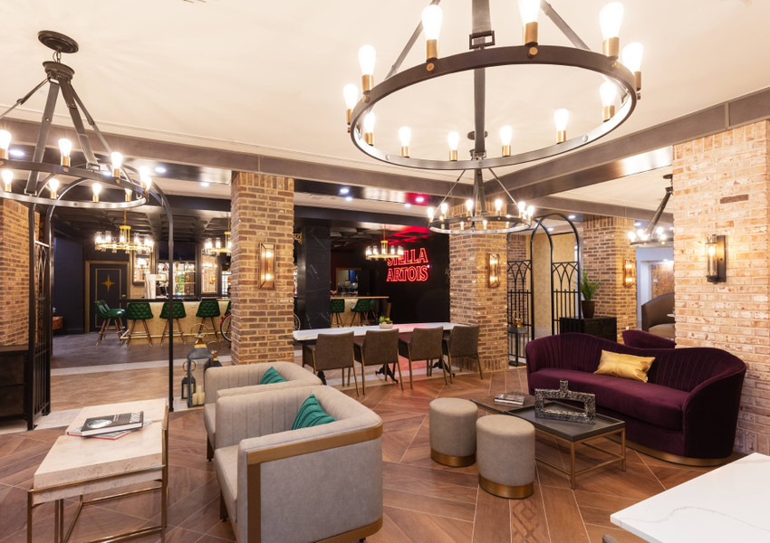 Beautiful lounges at NYC hotels | Westgate New York Grand Central