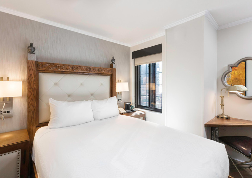 Luxury Rooms Suites in Midtown NYC   Westgate New York Grand Central