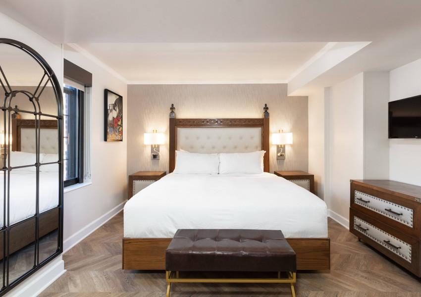 Luxury Rooms Suites Midtown Manhattan - Westgate New York Grand Central