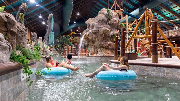 Indoor Water Park Lazy River