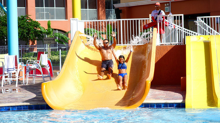 Family Water Parks at Westgate
